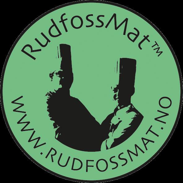 RudfossMat™ logo